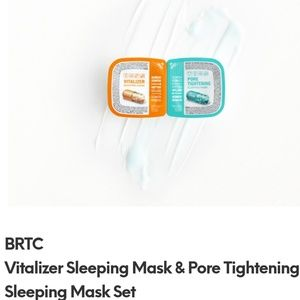 ☆☆☆ 5 for $20! BRTC overnight masks 2 pack